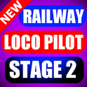 RRB Loco pilot CBT Stage 2 Previous Paper