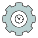 Androidlet Clock Widget