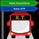 Rutas Transmilenio y SITP