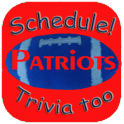 Schedule Trivia Game for New England Patriots Fans