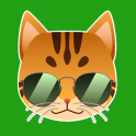 Cat Stickers for WhatsApp