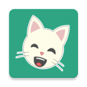 Cat Stickers WAStickerApps