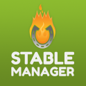 Hooves of Fire Horse Racing Game: Stable Manager