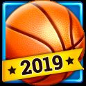 Basketball Shooting Star
