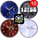 Elegant watch face pack 4 for Bubble Clouds