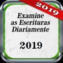 Examine as Escrituras Diariamente 2019