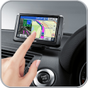GPS Navigation, Satellite Map & Travel Direction