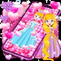 Doll princess live wallpaper