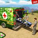 US Army Ambulance Driving Rescue Simulator 2020