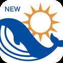 マリンウェザー海快晴 <海専門の天気と気象予報アプリ>
