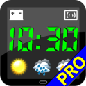 Weather Night Dock PRO