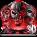 Lanzador Calavera 3D