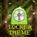 Forest Theme GO Locker