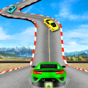 Crazy Car Impossible Track Racing Simulator