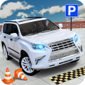 Luxury Prado Car Parking Challenge