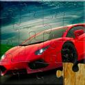 Sports Car Jigsaw Puzzles Game - Kids & Adults ️