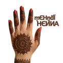 멘디 헤나 문신 디자인