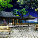 Oriental Garden Live Wallpaper