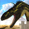Dinosaurs Jigsaw Puzzles Game