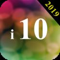 iLauncher10 - 2019 - OS10 Style Theme Free