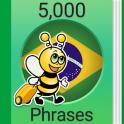 Speak Brazilian Portuguese - 5000 Phrases