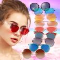 Sunglasses Photo Editor Glasses Camera App