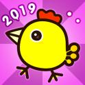Happy Chicken Lay Eggs - 2019