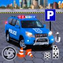Police Parking Adventure