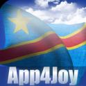 DR Congo Flag Live Wallpaper