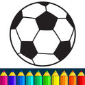 Fußball: Mal spiel fur kinder