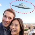 사진속의 UFO