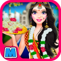 Indian Wedding Dress up & Makeover