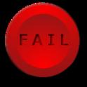 FAIL Button Widget Soundboard