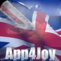 3D UK Flag Live Wallpaper Free