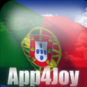 3D Portugal Flag Live Wallpaper