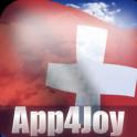 3D Swiss Flag Live Wallpaper
