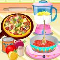 Pizza Delíciosa, Jogo Cozinha