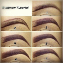 Eyebrows Step by Step