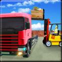 Delivery Truck Simulator 2019: 3D Forklift Games