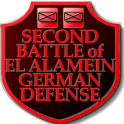 Second Battle of El Alamein: German Defense