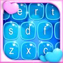 Blue Keyboard Themes