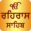 Rehras Sahib Path Audio