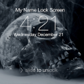 Skull Lock Screen
