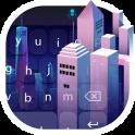 Night City Keyboard