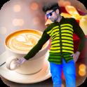 Coffee Cup Camera Blur Maker - Coffee foto editor