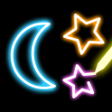 Neon Blink Draw