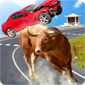 Angry Bull Raging Attack