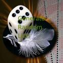 Lotto Random Number, Passwords Generator