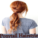Ponytail Hairstyle Step by Step Video Pony Tail