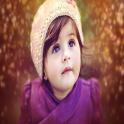 Glitter Effect Photo Frame